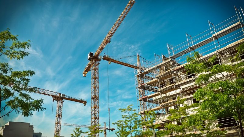 Αυξήθηκε κατά 9,8% ο όγκος οικοδομικής δραστηριότητας το 2019