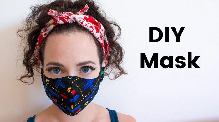 Φτιάξτε μόνοι σας μάσκες